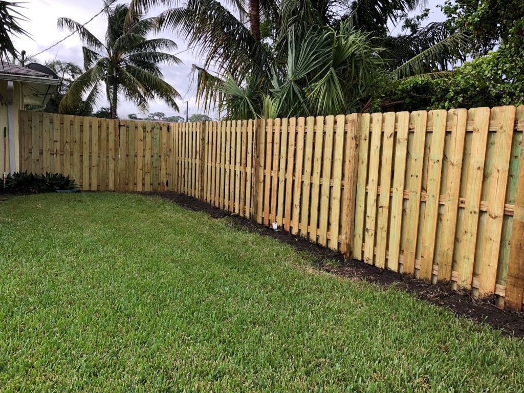best wood fence contractors san jose
