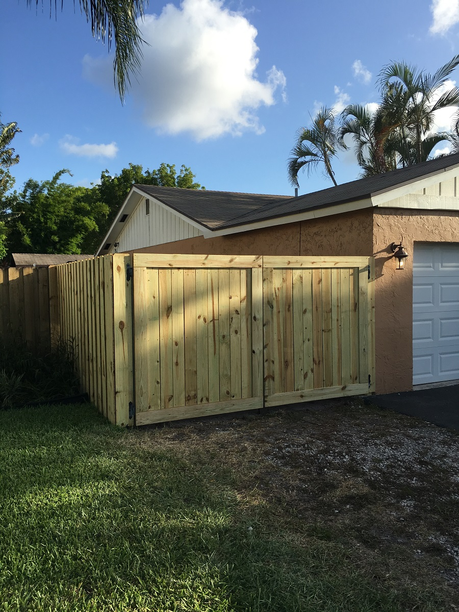 wooden gate repair contractors san jose california