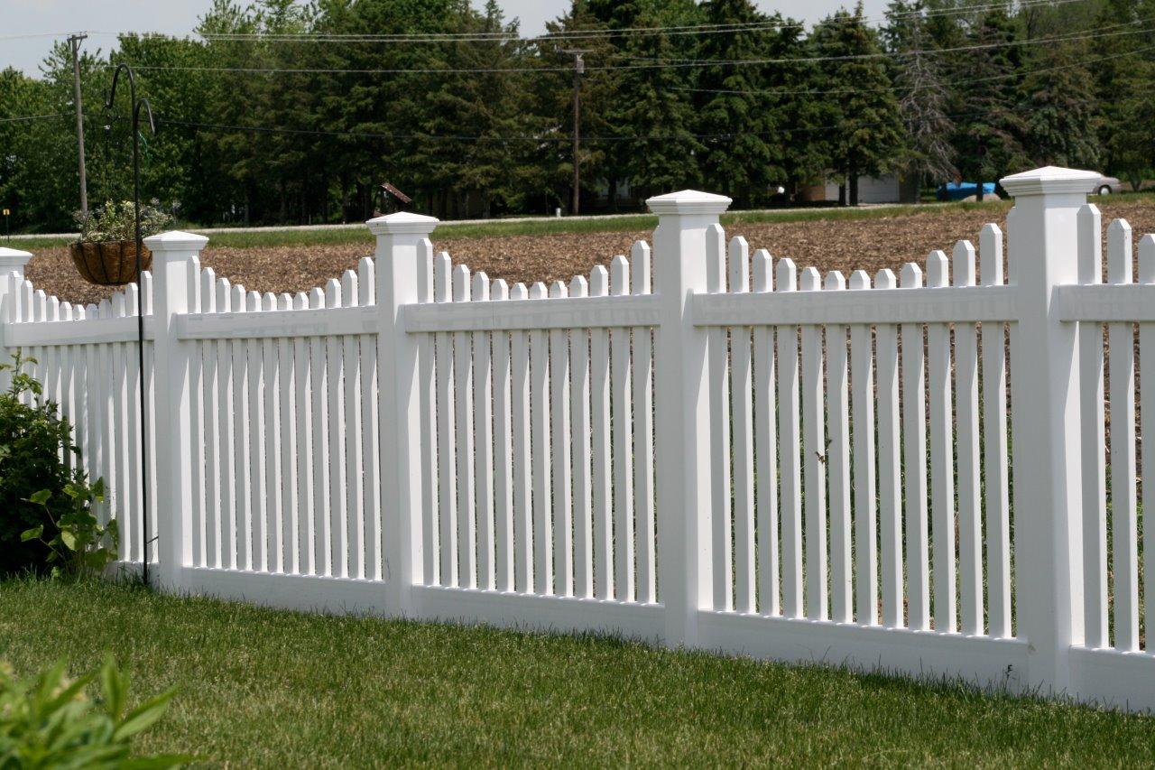 PVC Fencing1