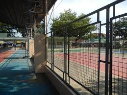 Sports Facility Fences from San Jose Fence Builders1