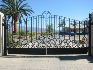 iron fences san jose